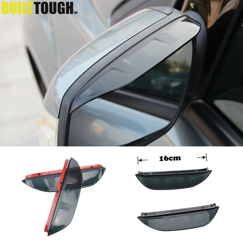 SIDE MIRROR RAIN SNOW GUARD VISOR SHADE REAR VIEW SHIELD BOARD FIT FOR FORD FOCUS 2005-2011 MK2 ACCESSORIES