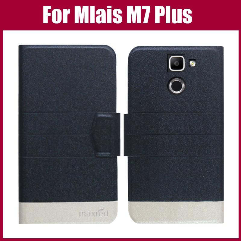 Vânzare caldă! Carcasă Mlais M7 Plus Sosire Nouă 5 Culori Flip - Accesorii și piese pentru telefoane mobile