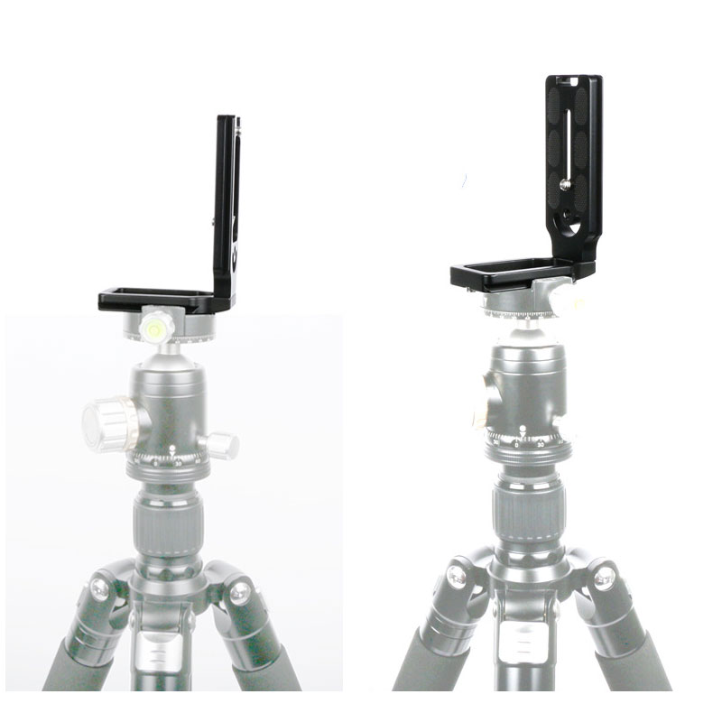 DOITOP Vertical Shoot Quick Release L Plate Bracket for Canon Nikon Sony Olympus D7200 D800 D5200 1200D 700D 70D 5D DSLR Camera