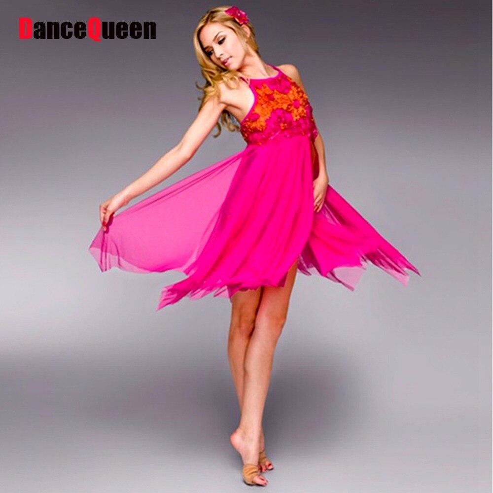 Trajes De Ballet para niñas/mujeres Vetements De danza Enfants ...