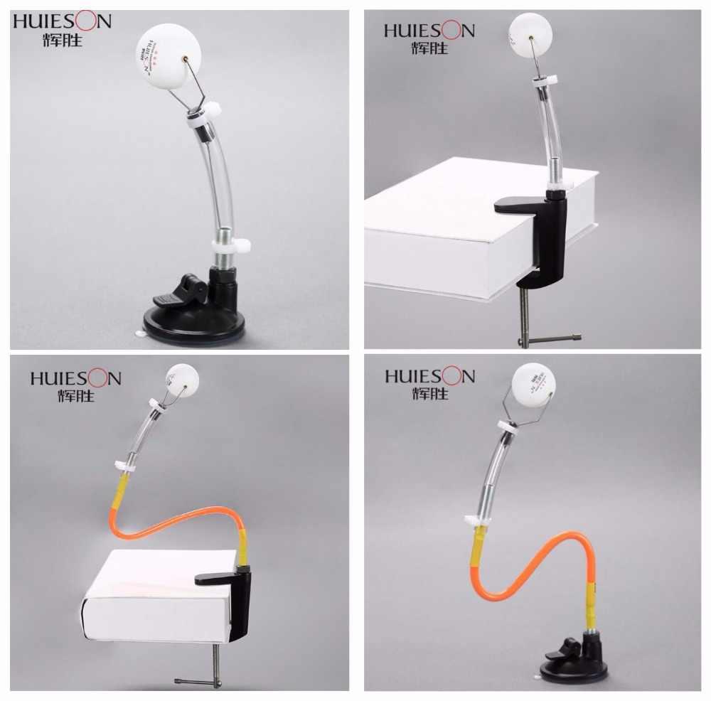 Huieson profesjonalny stół trening tenis Robot naprawiono szybkie odbicie piłeczka do pingponga maszyna stół tenisówka do głaskania