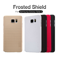For Samsung Galaxy Note 5 Nillkin Super Frosted Shield Case For Galaxy Note 5 Case With