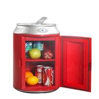 11L консервы мини холодильник Авто морозильник Портативный холодильник обогреватель автомобиля дома Доль Применение холодильник HO Примене