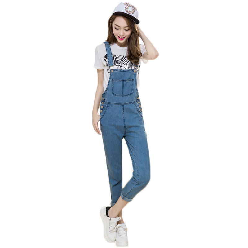 Compare Prices on Black Overalls Denim Jumpsuits Rompers- Online ...
