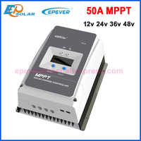 Tracer5415AN Tracer5420AN 50A MPPT Solar Charge Controller cell battery charger control 5415AN 5420AN tracer PC LCD Regulator