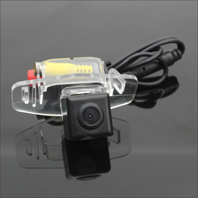 Liislee For Honda Civic (FB) 2011 ~ 2016 Car Rear View հակառակ - Ավտոմեքենաների էլեկտրոնիկա - Լուսանկար 2