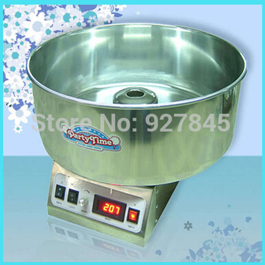 Full Electric Commercial Candy Floss machine cotton candy Machine sweet cotton candy maker sugar floss machine stainless steel cotton candy machine cc 3803h popular commercial cotton candy floss full electric cotton machine