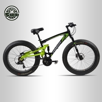 Love Freedom High Quality Bicycle 24 Speed Aluminum Alloy Frame Mountain Bike 26 4 0 Fat