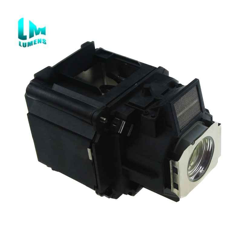 Projector Lamp ELPLP63 V13H010L63 replacement lamp with housing for EPSON PowerLite Pro G5650W/G5650WNL/G5750WU/G5750WUNL replacement projector lamp elplp63 for epson powerlite pro g5750wu powerlite pro g5950 h345a h347a h349a powerlite 4200w