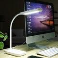 2016 НОВОЕ Прибытие 5 Вт LED Настольная Лампа Сенсорный Выключатель Гибкий СВЕТОДИОДНЫЕ Лампы Для Чтения 3-х уровневый adjusted яркости СВЕТОДИОДНЫЕ настольные лампы USB порт