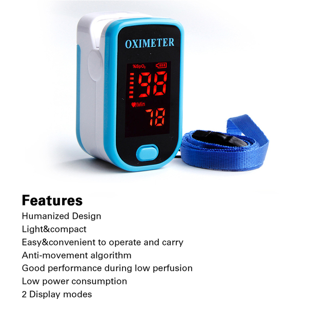 Fingertip Pulse Oximeter Medical Equipment Wrist Blood Pressure Monitor Infrared Body Thermometer Set Household Health Monitors 4