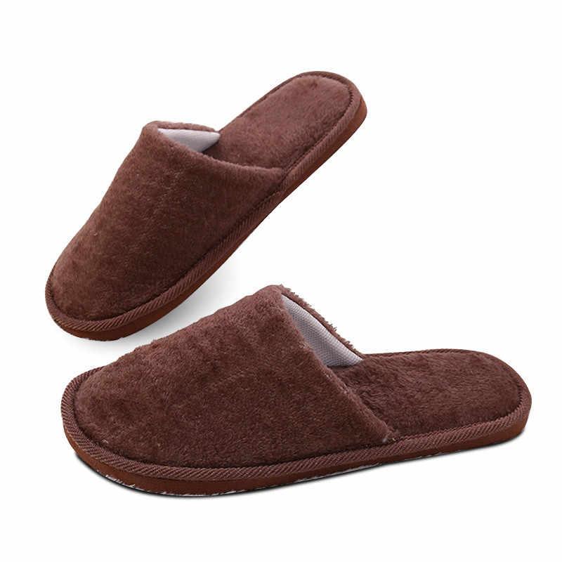 Ake Sia Slippers mannen goedkope schoenen 2017 classic korte pluche faux bont mannelijke indoor volwassen slippers effen blauw/grijs/bruin schoenen
