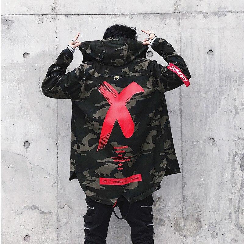 VERSMA High Street ленты лоскутное Камуфляж Для мужчин Курточка бомбер пальто осень Harajuku Pilot ПОЛЕТ байкерская куртка Для мужчин дропшиппинг