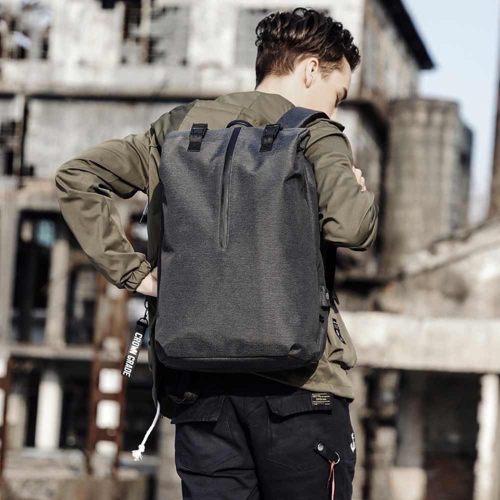 """Tangcool marca moda Korena diseño hombres mochilas de ordenador mochila escolar de viaje para 15,6 """"mochila de ordenador portátil bolsas de equipaje para niños"""