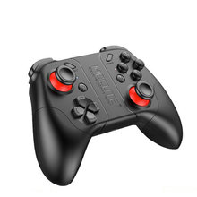 Gamepad teléfono Joypad Bluetooth Android Joystick PC controlador remoto inalámbrico plataforma de juego Joystick para Smartphone Smart TV(China)