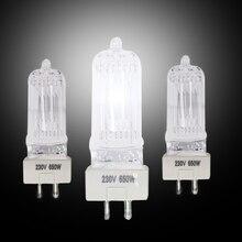 ALUMOTECH для точечных светильников 3 шт. 220V 650W Вольфрам глобусная лампочка во время студийной видеосъемки точечное освещение