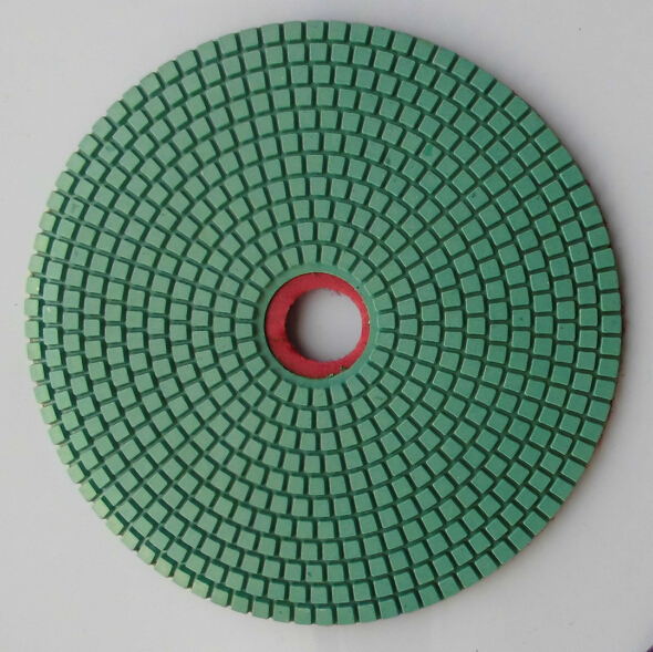 200mm 8 inch Diamond wet/dry  renovation marble and granite Polishing Pads  free shipping standard 5 125mm with 2 5mm flexible 5 inch polishing pads for granite and marble