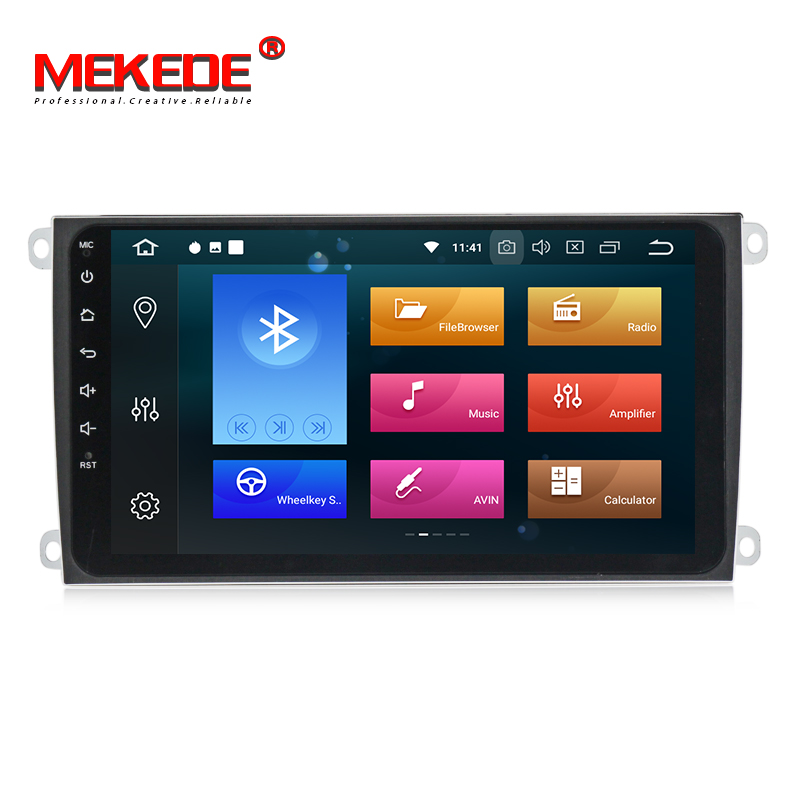 Octa core Mekede PX5 Android 8 0 4gb RAM Car multimedia system car radio dvd font
