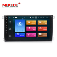 Octa core !Mekede PX5 Android 8.0 4gb RAM Car multimedia system car radio dvd player for Porsche Cayenne 2003 2010
