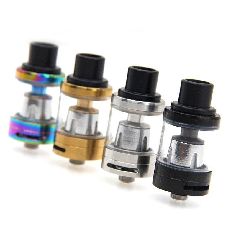 Upgrade Huge Cloud Elektronik Sigara Atomizer 3ML 510 Thread 0.4ohm RTA Atomizer Tank  fit for E-Cigarettes 510 Battery Mod