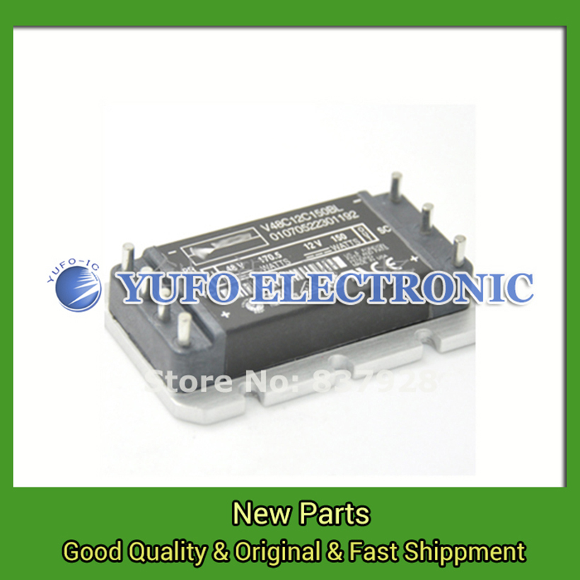 Free Shipping 1PCS V48C12C150BL Power Modules original new Special supply Welcome to order YF0617 relay free shipping 1pcs skm200gal123dkld power modules original spot special supply welcome to order yf0617 relay