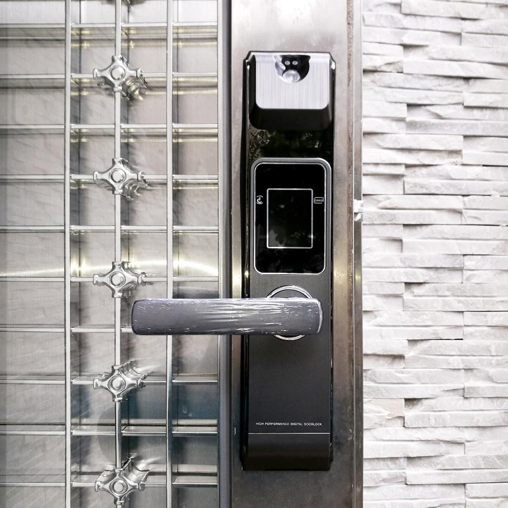 Smart Facial Recognition Door Lock, Electronic Keyless ...