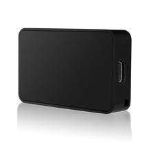 Mini Portable Black Wireless Stereo Rechargable Outdoor Bluetooth Bass Speaker