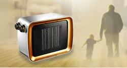 Ventilatore di aria calda di riscaldamento bagno impermeabile home office riscaldatori elettrici mini