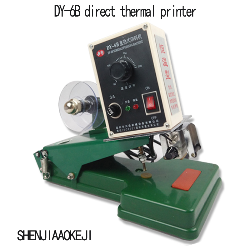 NEW Direct thermal constant temperature Color band code machine Print production date Printing machine Manual carbon band toolNEW Direct thermal constant temperature Color band code machine Print production date Printing machine Manual carbon band tool