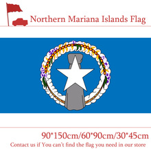 Freeshipping 60*90cm 90*150cm Northern Mariana Islands Territorial And Commonwealth Flag 30*45cm Car 3x5ft Polyester Banner
