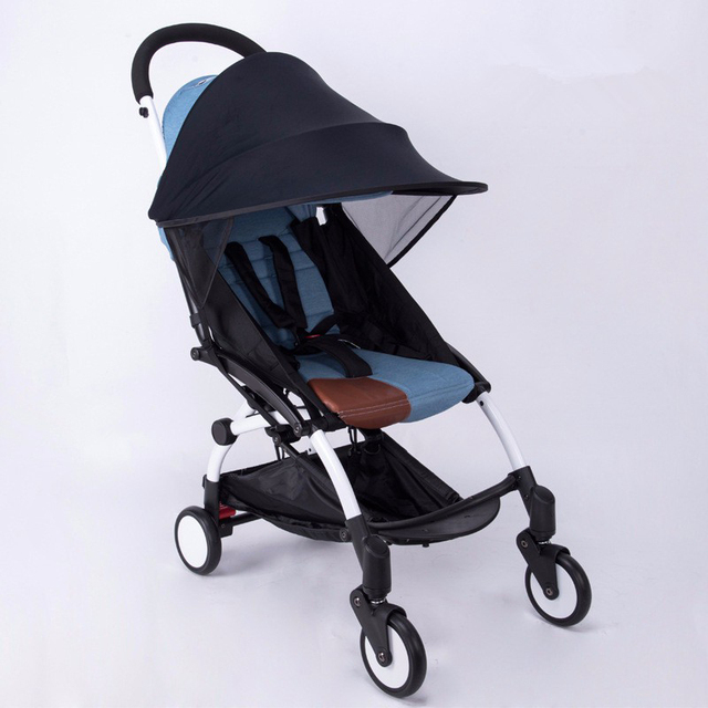 Baby Stroller Sunshade Canopy Cover for Prams compatible with Yoya Strollers Car Seat Buggy Pushchair Pram & Baby Stroller Sunshade Canopy Cover for Prams compatible with Yoya ...
