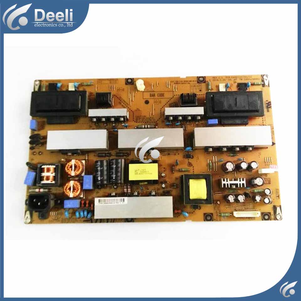 95% new good working for Power Supply Board 42LD650-CC EAX61131701/12 LGP42-10TM good working original used for power supply board led 42v800 le 42tg2000 le 32b90 vp168ug02 gp power board