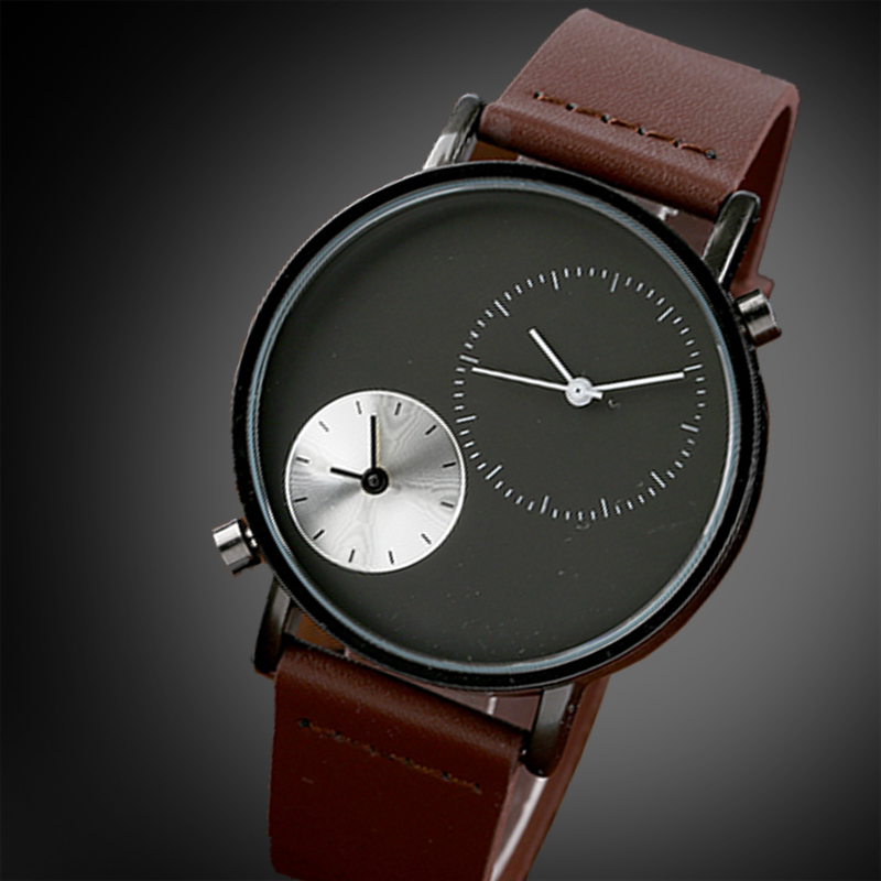 2017 New Fashion Top Luxury Brand Watches Men Simple Dial Quartz Watch Woman Clock Relogio Masculino Men's Wrist watch Tomi 079 mance luxury men s watches fashion brand dragon rome digital leather hollow dial quartz wrist watch relogio masculino time clock