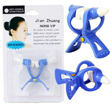 5Pcs/lot Nose Up Lifting Shaping Clip Secret Nose Clipper Shaper Lifting Bridge Straightening Beauty Tool No Pain Health Care