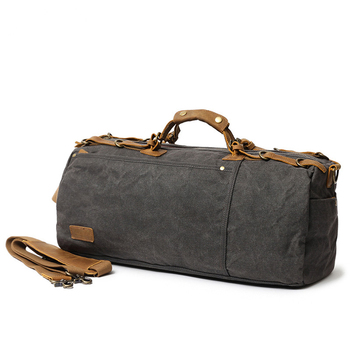 Hot Deals Large Capacity Travel Bag Men Shoulder Carry On Luggage Duffle  Bag Women Waterproof Canvas Weekend Bags Overnight Bolas Tote 0d1736ece8461