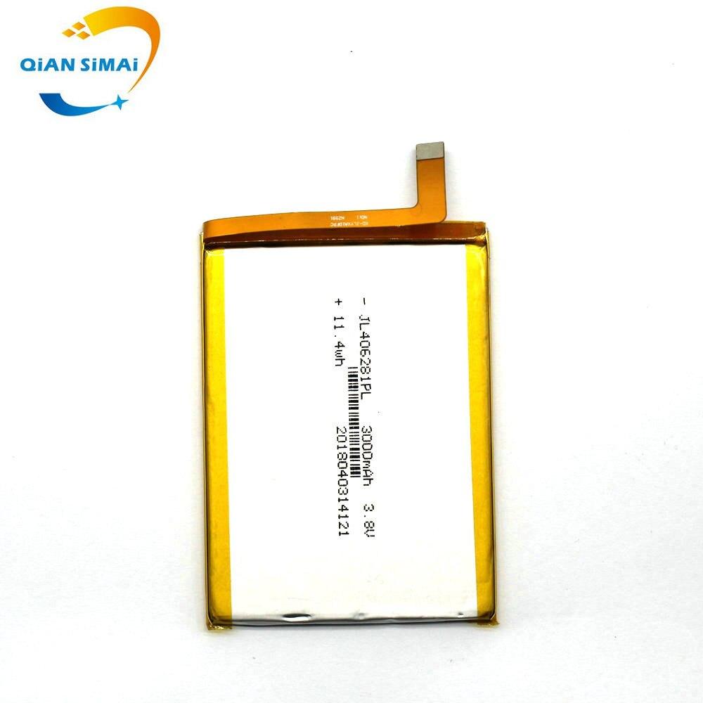 QiAN SiMAi 1 PCS Nouveau 100% Haute Qualité Blackview R6 Batterie Pour Blackview R6 Mobile Téléphone + Code de Piste