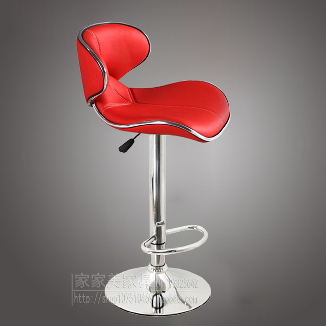 Low-cost manufacturers sell trendy lift reception leisure chair bar stool