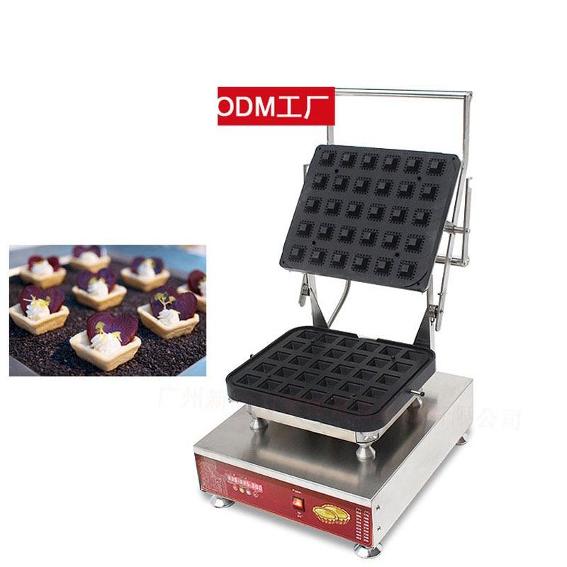 Popular Commercial Manufacturing Small Machines Egg Tart Maker/ Tart Making Machine/ Tartlet Moulding Machine