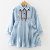 Menoea Children Clothing Suits 19 Autumn Fashion Style Girl Cowboy Long-Sleeve Mesh Dress Design For 3-8Y Kids Girls Sets 11