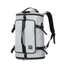 Large Capacity 15.6 inch Laptop bag Men Backpack Travel Bags For Teenagers School Bags Nylon NO Key TSA Anti Theft Men Backpacks