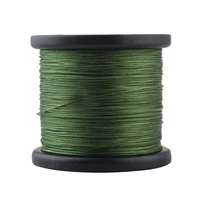 Hot Selling Fishing Multifilament Line Dark Green 8 Strong Strands 200LB 500M Braided PE Free Shipping