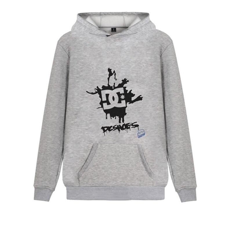 Super hero funny cartoon pattern Cartoon Print  Trendy Harajuku hoody with Kangaroo Pocket leisure Unisex pullover