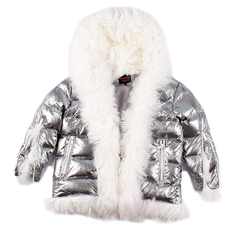 2 Col Court Color Véritable Streetwear Duvet D'hiver Style Manteau Femmes Argent Naturel Coréenne 1 2018 Canard Veste Blanc color De Fourrure Moutons q1vvzU