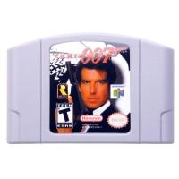 N64Game GoldenEye 007 Video Game Cartridge Console Card English Language US Version (Can Save)