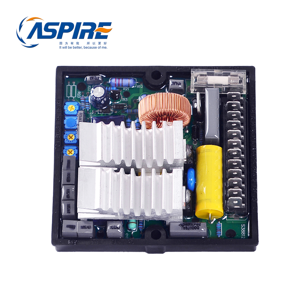 Repuestos para generador Blushless Aspire, regulador automático de voltaje AVR SR7, reemplazo para Mecc Alte AVR SR7 2G Más V8.33 Tl866Ii Plus Universal Minipro programador Tl866 Nand Flash Avr foto Bios PROGRAMADOR Usb + 17 Uds adaptador