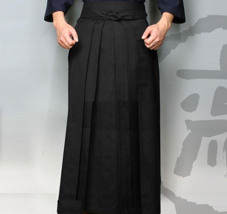 Japanese Male Pants HAKAMAS Practise Pants