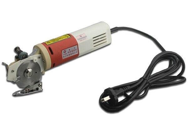 65mm Klinge Elektrische Tuch Cutter Stoff Runde Messer Schneiden Maschine