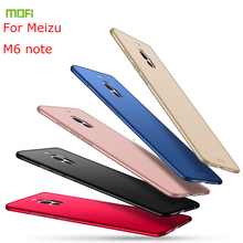 MOFI Case For Meizu M6 note Cover Case High Quality Hard Case For Meizu M6 note/meilan note 6 Ultra Thin Cover Phone Shell все цены