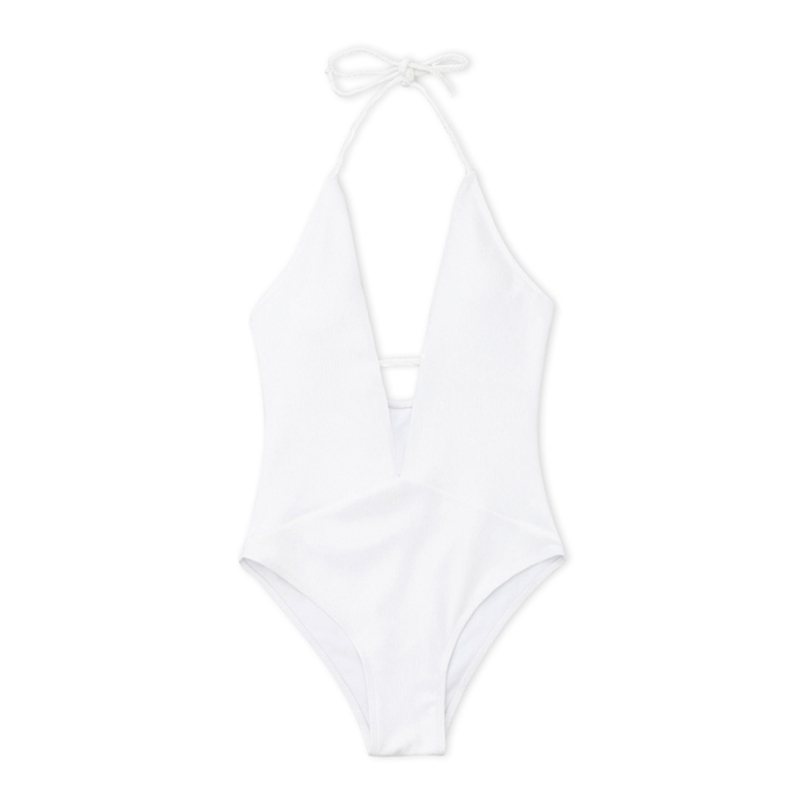 fashion one piece suit Women Beach dress brazilian push up sexy swimsuit maillot de bain femme swimming bathing suit for women in Body Suits from Sports Entertainment