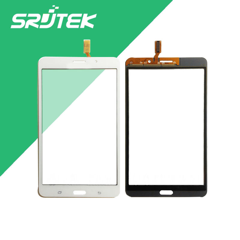 White Color For Samsung Galaxy Tab 4 7.0 T231 SM-T231 Touch Screen Digitizer Sensor Glass Lens Tablet Screen+Fast Shipping touch screen digitizer glass lens with tape for samsung galaxy tab 4 10 1 t530 t531 with tools free dhl